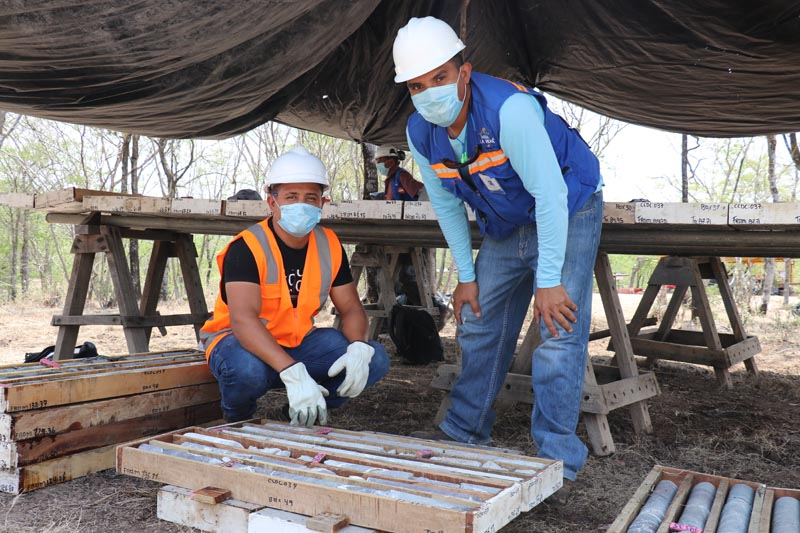 Condor Gold continues to grow with local workers now professionals